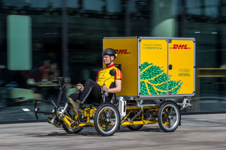 rower dhl